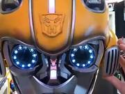 Ranks As One Of The Best Transformers Masks Ever!