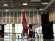 This Woman's Body Is Beyond Flexible!
