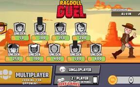 Ragdoll Duel Walkthrough