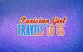 Parisian Girl Travels to US Walkthrough