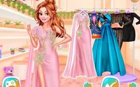 Princesses: Dress Like a Celebrity Walkthrough