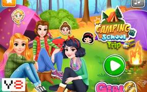 Camping School Trip Walkthrough