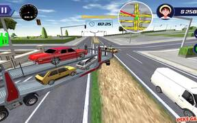 City Driving Truck Simulator 3D 2020 Walkthrough