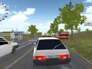 Russian Car Driver HD Walkthrough