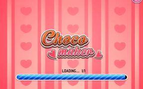 Choco Maker Walkthrough