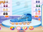 Sisters Design My Shoes Walkthrough