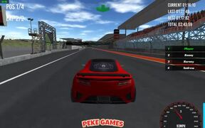 Racing Cars Walkthrough