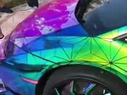 The Most Intricate Paint Job On A Car Ever!