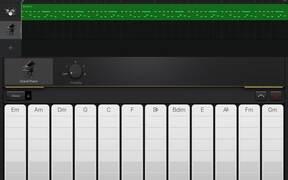 iPad GarageBand: Music Creation 1