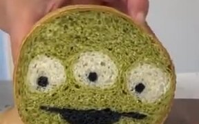 When You Ask An Artist To Bake Bread!