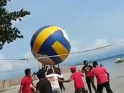 Bored By Standard Volleyball? Try This!