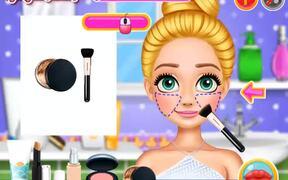 Blondie Princess Summer Makeup Walkthrough