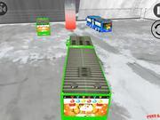 Passenger Pickup 3D: Winter Walkthrough