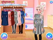 Princesses Winter Braids Walkthrough