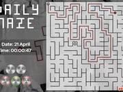 Daily Maze Walkthrough