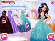 Princesses Prom Night Celebration Walkthrough 2
