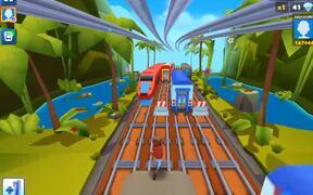 Railway Runner 3D Walkthrough 2