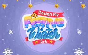 Design my Festive Winter Walkthrough