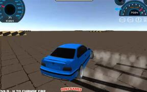 Desert Drift 3D Walkthrough