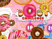 Donut Challenge Walkthrough