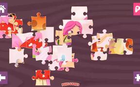 Fairy Princess Jigsaw Walkthrough