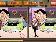 Mr. Bean's Car Differences Walkthrough