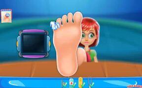 Foot Care Walkthrough