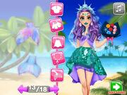 Mermaid's Neon Wedding Planner Walkthrough