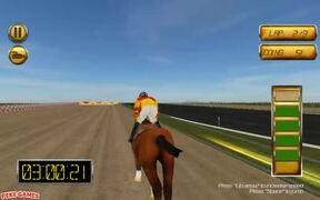 Horse Rider Walkthrough