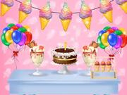 Ice Cream Birthday Party Walkthrough