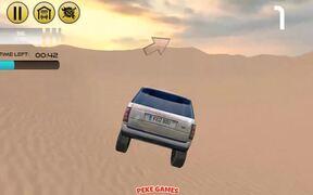 Dubai Dune Challange Walkthrough