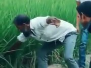 What Was His Belt Doing In The Field?