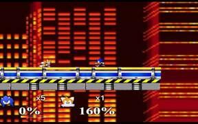 Sonic Smash Brothers Walkthrough