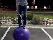 Amazing Example Of Balance