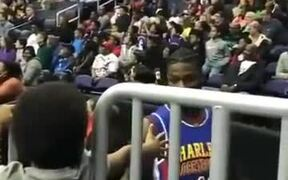Slow-Motion High Five For A Kid