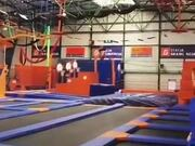 A Perfect Trampoline Course For Backflips