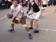 Most Interesting Mix Basketball Game