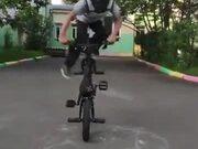 Young Kid Killing It On BMX