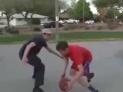 Skateboarding Basketball Game