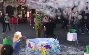 A Bubbly Paradise For Kids
