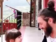 Funny Dad Pranking His Daughter