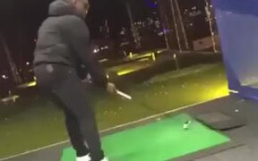 Proof That Golf Is A Dangerous Game