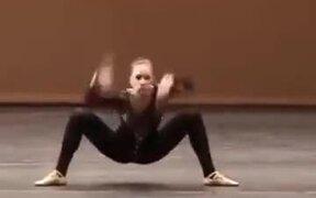 The Amazing Spider Dance