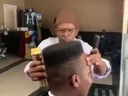 How A Real Dedicated Barber Looks Like