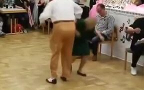 Can You Dance Better Than This Old Couple?
