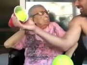 Magic Prank On Grandma