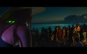 Horizon Line Trailer