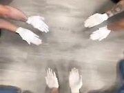 Visual Hand Dancing