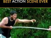 An Epic Indian Action Movie Scene