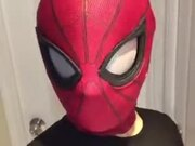Best Mechanical Spiderman Mask